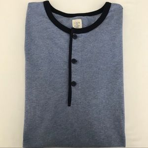 J crew men's t shirt.  Super cute